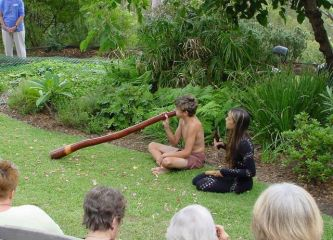 Handover ceremony palm beach bible garden nsw